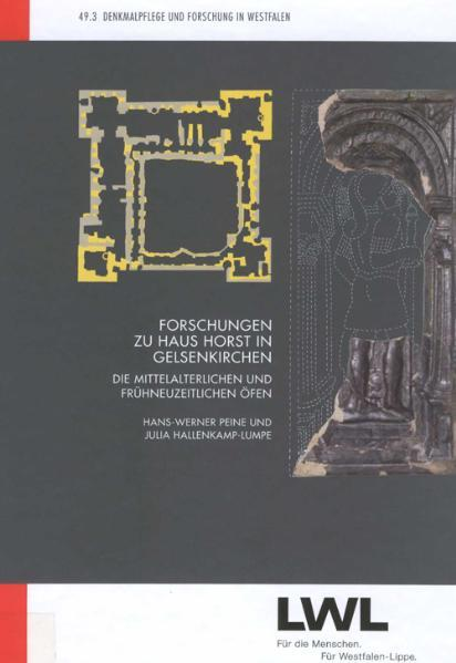 Forschungen zu Haus Horst in Gelsenkirchen - Coverbild