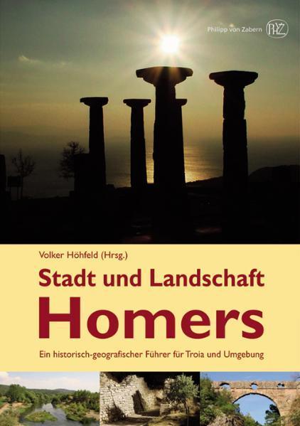 Stadt und Landschaft Homers - Coverbild