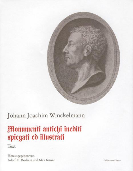 Monumenti antichi inediti spiegati ed illustrati - Coverbild