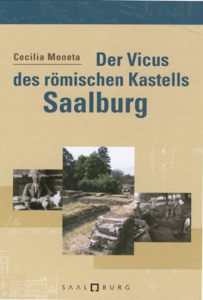 Der Vicus des römischen  Kastells Saalburg - Coverbild