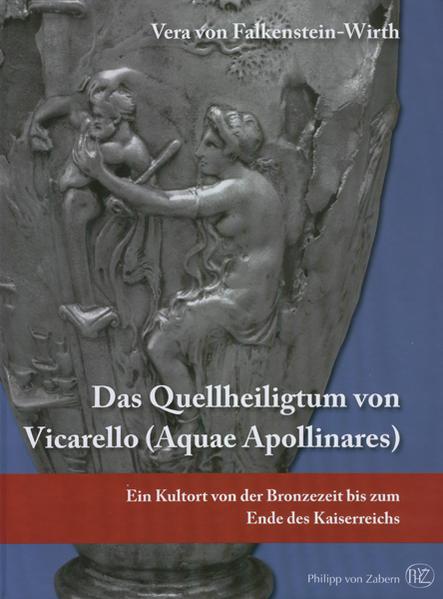 Das Quellenheiligtum von Vicarello (Aquae Apollinares) - Coverbild