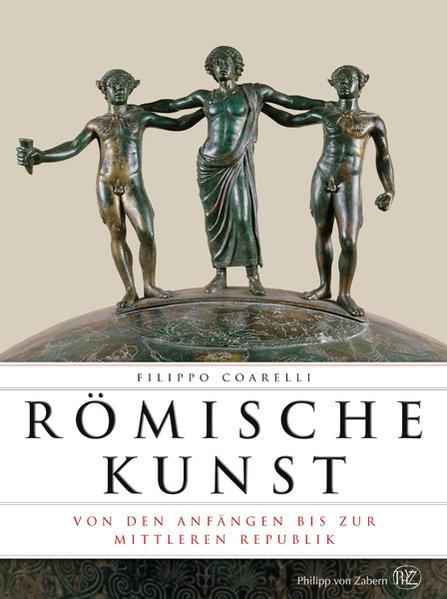 Römische Kunst von den Anfängen bis zur Mittleren Republik - Coverbild