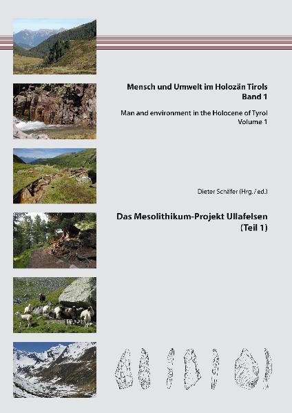 Das Mesolithikum-Projekt Ullafelsen (Teil 1) - Coverbild