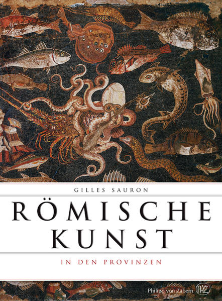 Römische Kunst in den Provinzen - Coverbild