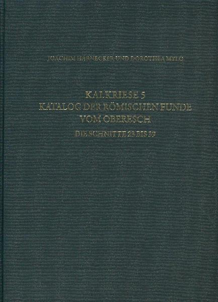 Kalkriese 5. Die römischen Funde vom Oberesch - Coverbild