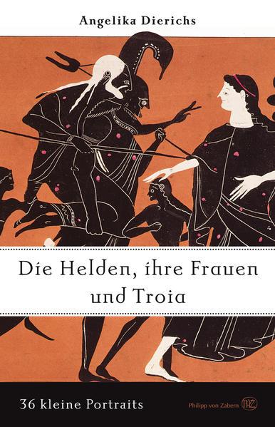 Helden, ihre Frauen und Troja - Coverbild