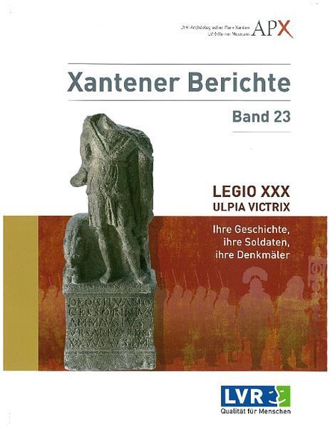 Legio XXX Ulpia Victrix - Coverbild