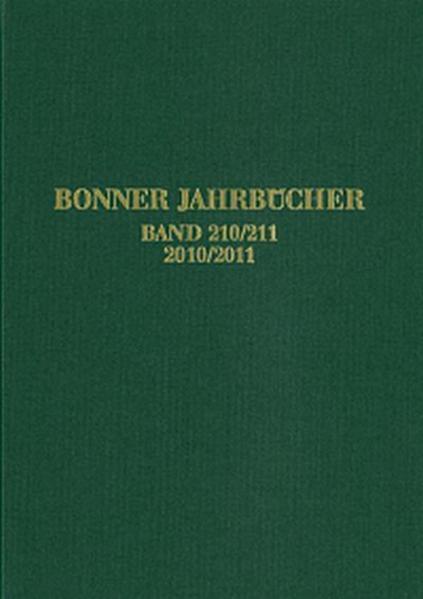 Bonner Jahrbücher 2010/2011 - Coverbild