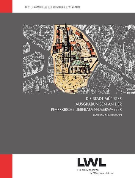 Die Stadt Münster - Coverbild