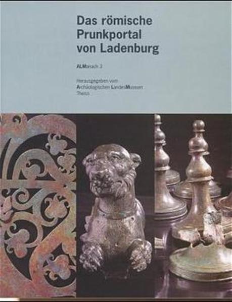 Das römische Prunkportal von Ladenburg - Coverbild