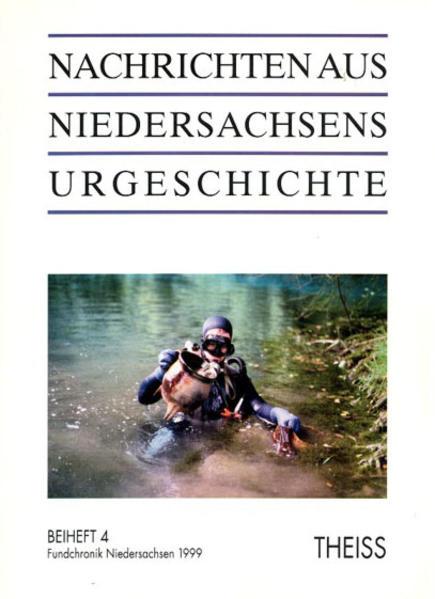 Nachrichten aus Niedersachsens Urgeschichte - Coverbild