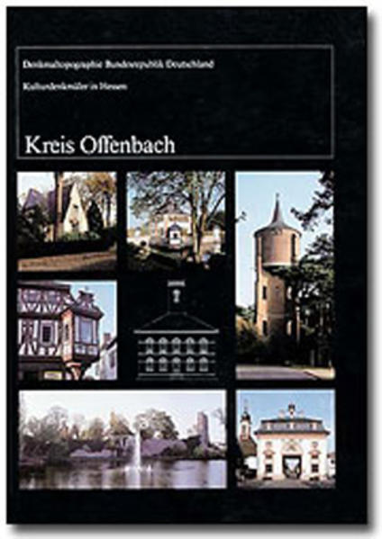 Kreis Offenbach - Coverbild