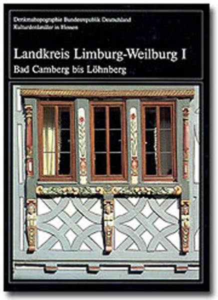 Landkreis Limburg-Weilburg I und II - Coverbild