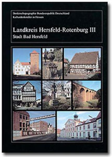 Landkreis Hersfeld-Rotenburg III - Coverbild