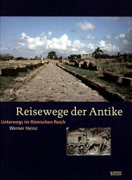 Reisewege der Antike - Coverbild