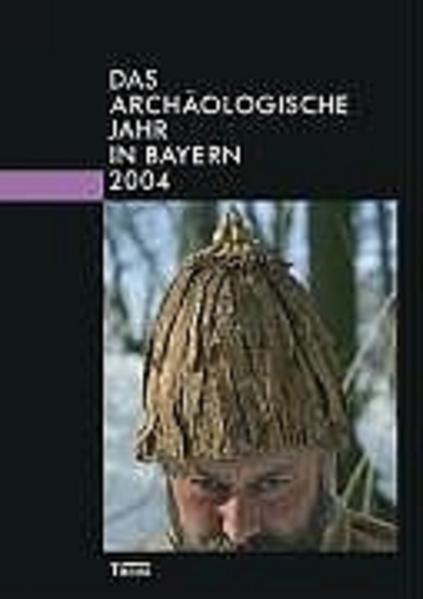 Das archäologische Jahr in Bayern - Coverbild