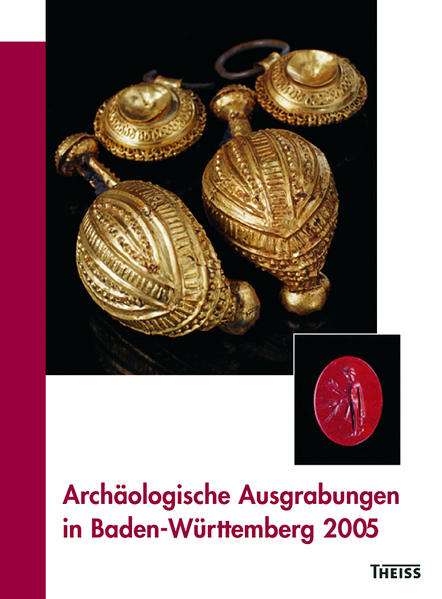 Archäologische Ausgrabungen in Baden-Württemberg - Coverbild