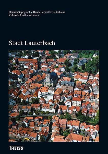 Stadt Lauterbach - Coverbild