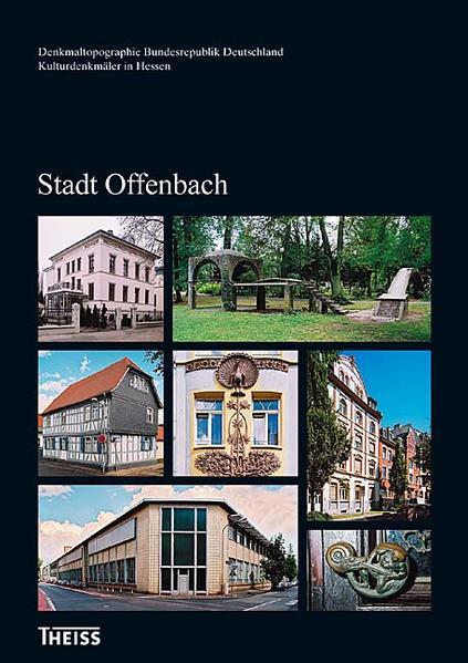 Stadt Offenbach - Coverbild