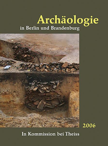 Archäologie in Berlin und Brandenburg - Coverbild