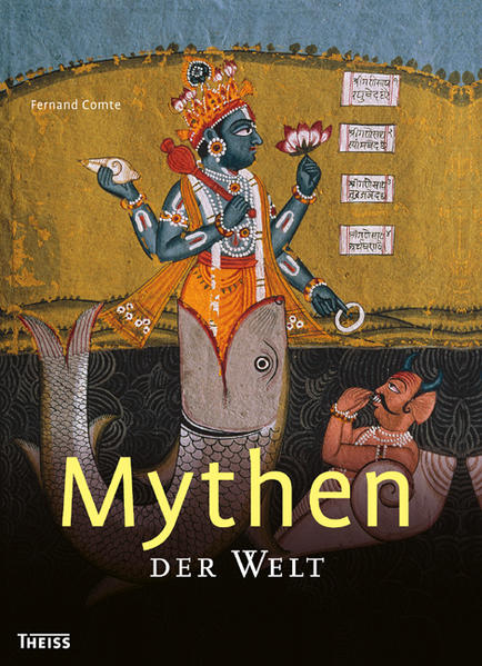 Mythen der Welt - Coverbild