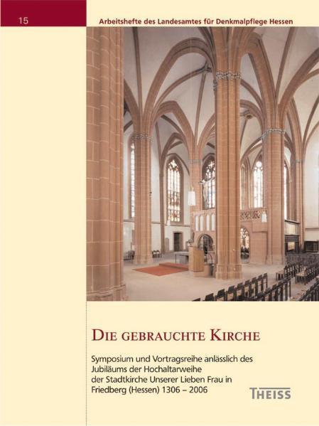 Die gebrauchte Kirche - Coverbild