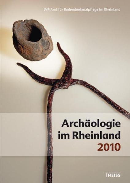 Archäologie im Rheinland - Coverbild