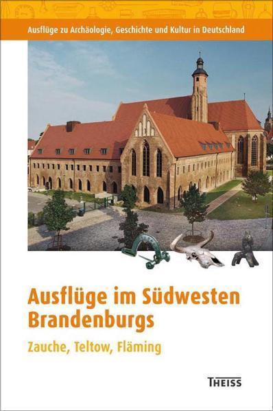 Ausflüge im Südwesten Brandenburgs - Coverbild
