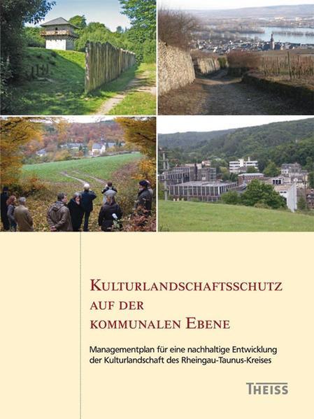 Kulturlandschaftsschutz auf der kommunalen Ebene - Coverbild