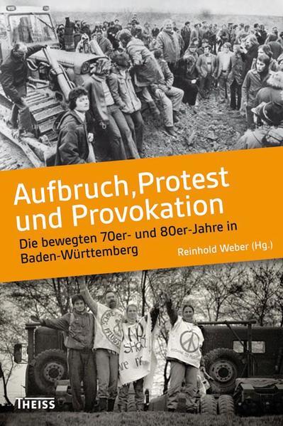 Aufbruch, Protest und Provokation - Coverbild
