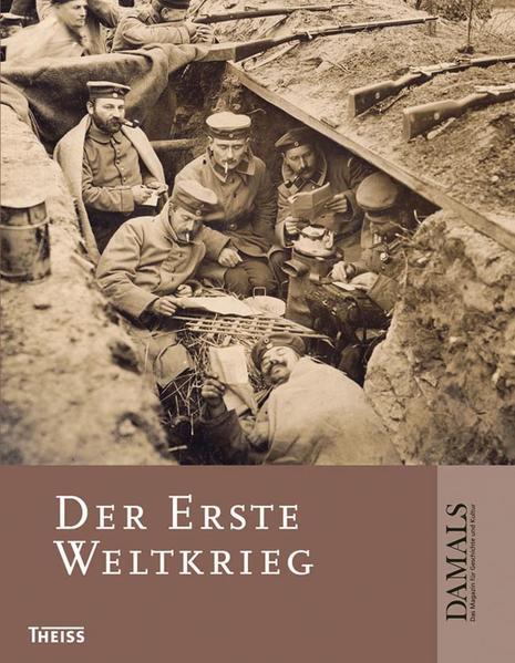 Der Erste Weltkrieg - Coverbild