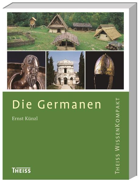 Die Germanen - Coverbild