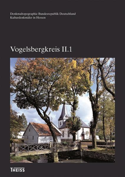Vogelsbergkreis II - Coverbild
