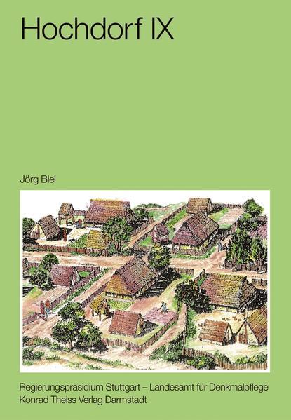 Hochdorf IX - Coverbild