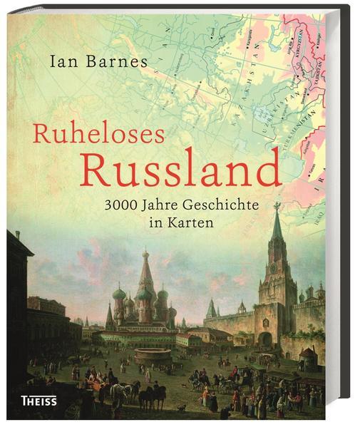 Ruheloses Russland - Coverbild
