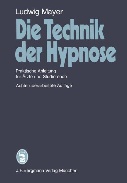 Die Technik der Hypnose - Coverbild