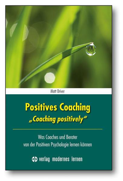 Positives Coaching - Coverbild