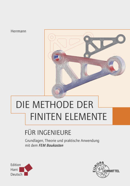 Die Methode der Finiten Elemente für Ingenieure - Coverbild