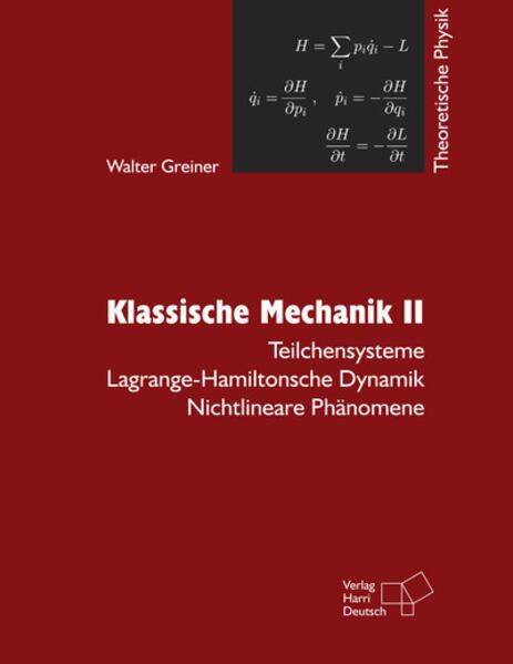 Klassische Mechanik II - Coverbild