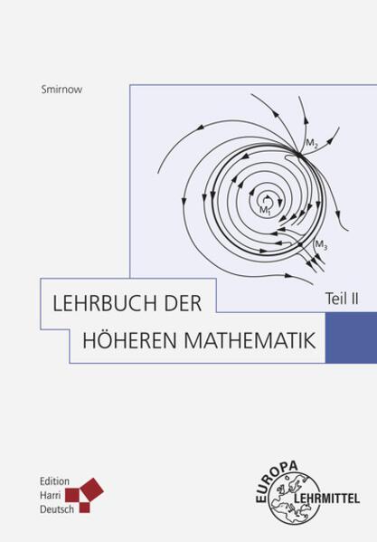 Lehrbuch der höheren Mathematik Teil II - Coverbild