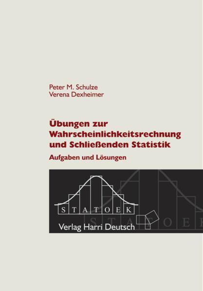 Übungen zur Wahrscheinlichkeitsrechnung und Schließenden Statistik - Coverbild