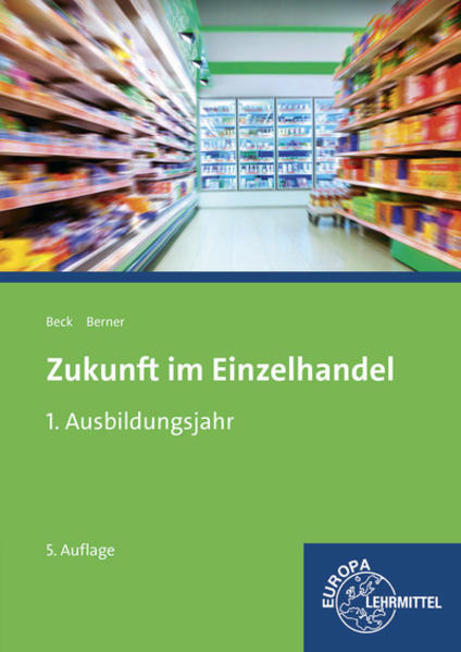 Zukunft im Einzelhandel 1. Ausbildungsjahr - Coverbild