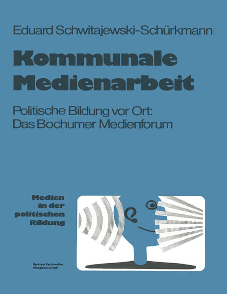 Kommunale Medienarbeit - Coverbild