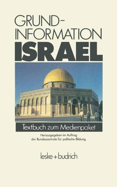 Grundinformation Israel - Coverbild