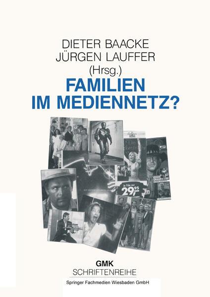 Familien im Mediennetz - Coverbild