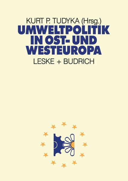 Umweltpolitik in Ost- und Westeuropa - Coverbild