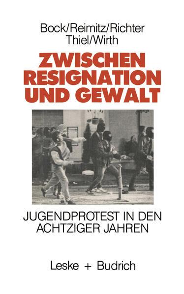 Zwischen Resignation und Gewalt - Coverbild