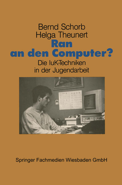 Ran an den Computer? - Coverbild