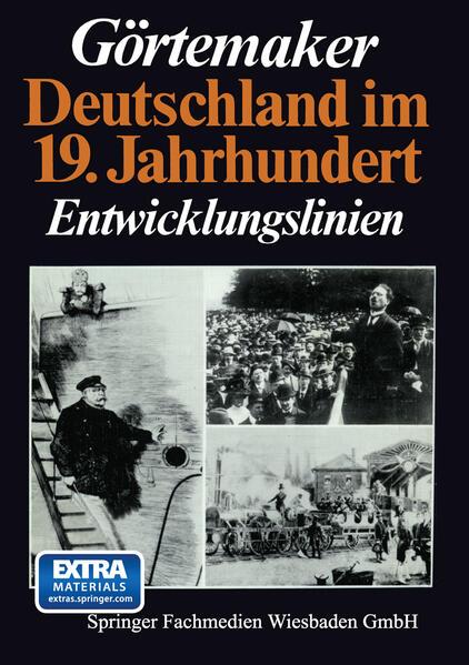 Deutschland im 19. Jahrhundert - Coverbild