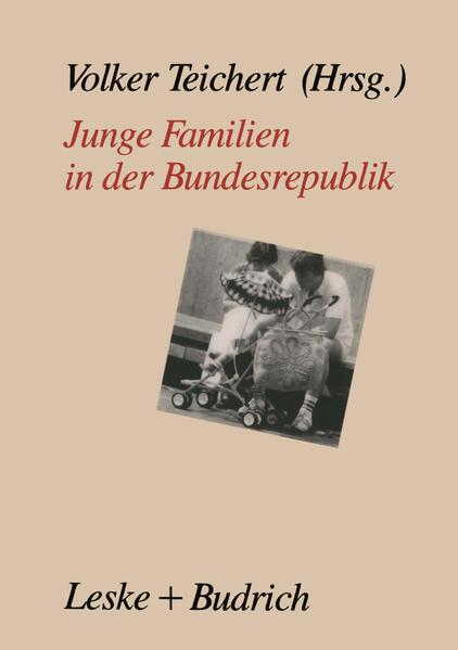 Junge Familien in der Bundesrepublik - Coverbild